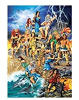 "[ Puzzle life ] ""Greek Gods & Goddess"" 1000 Piece Jigsaw Puzzle for Adults, Teens and Family"