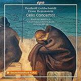 Reizenstein/Goldschmidt: Cello