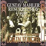 YASCD1015/16 マーラー:交響曲第2番「復活」 ロリン・マゼール(指揮) 読売日本交響楽団