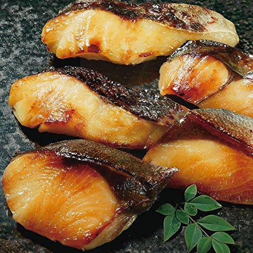 【京都一の傳】冬に美味しい3魚種 ゆず塩麹漬 寒鰤・真鱈・寒鰆 5切[S-63]