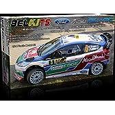 BELKITS 1/24 フォード フィエスタ Ford Fiesta RS WRC 2011 ADAC Rally 【BEL-003】 並行輸入品