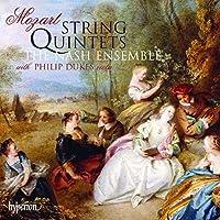 Mozart: String Quintets (String Quintets In B Flatc Minor/ C/ G Minor/ D/ E Flat) by Nash Ensemble (2010-09-14)