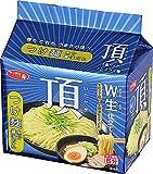 サッポロ一番 頂 つけ麺 魚介醤油だれ 5食P