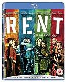 Rent [Blu-ray] [Import anglais]