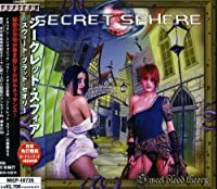 Sweet Blood Theory [Japanese Import] by Secret Sphere (2008-05-20)