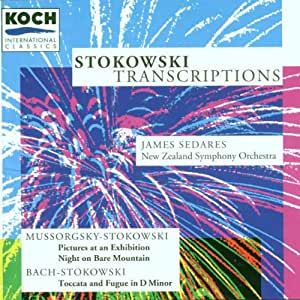 Stokowski;Transcriptions