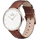 【セット】Nordgreen[ノードグリーン] 【Native】レディース ローズゴールドの32mm腕時計と付け替え可能…