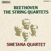BEETHOVEN: THE STRING QUARTETS(8CD) by SMETANA QUARTET (2009-11-18)