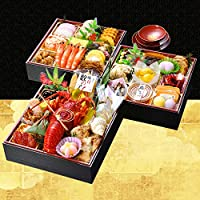 小樽きたいち 海鮮おせち 楓 6.5寸三段重 全36品 (12月30日(日))