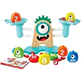 """Hape E0511 Monster Math Scale 