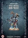 [ウォー ハンマー]Warhammer 40k Space Wolves Iron Priest 53-19 [並行輸入品]