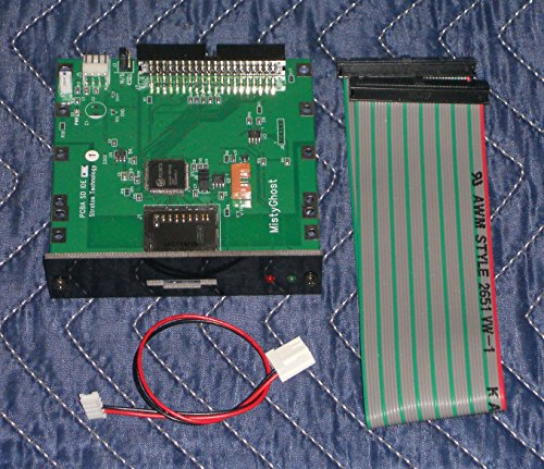 AKAI MPC2000XL SDリーダー/ライター取付完全キット ホットスワップ対応