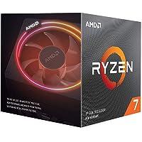 AMD Ryzen 7 3700X with Wraith Prism cooler 3.6GHz 8コア / 16スレ…