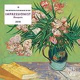 Impressionist Bouquets 2018 Calendar (Calendars 2018)