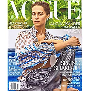 Vogue [US] March 2018 (単号)