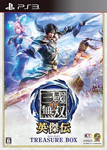 PS3 真 三國無双 英傑伝 TREASURE BOX