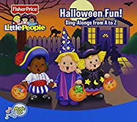 Halloween Fun! Sing a to Z