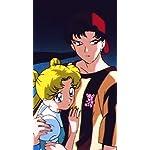 美少女戦士セーラームーン XFVGA(480×854)壁紙 月野 うさぎ(つきの うさぎ),星野 光(せいや こう)
