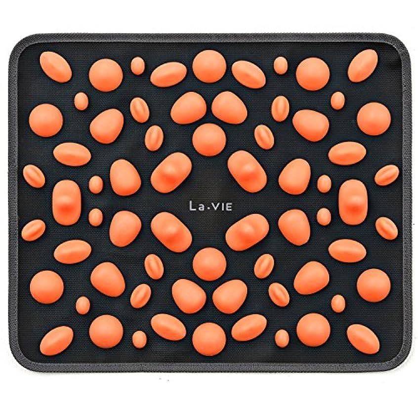 フィッティング熟練した熱帯のLa-VIE(ラヴィ) 足つぼマット 足裏いてーよ 土踏まず