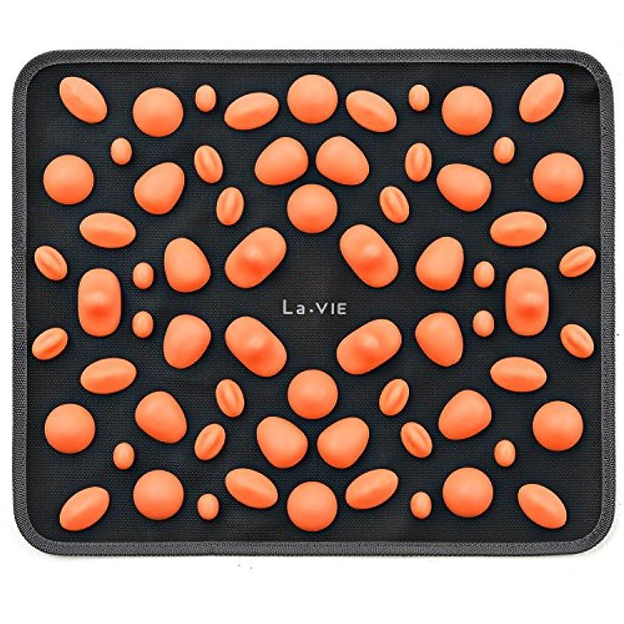 アブストラクト理容師ロードブロッキングLa-VIE(ラヴィ) 足つぼマット 足裏いてーよ 土踏まず