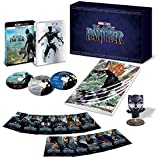 ブラックパンサー 4K UHD MovieNEXプレミアムBOX(数量限定) [4K ULTRA HD + 3D + Blu-ray + デジタルコピー(クラウド対応)+MovieNEXワールド]