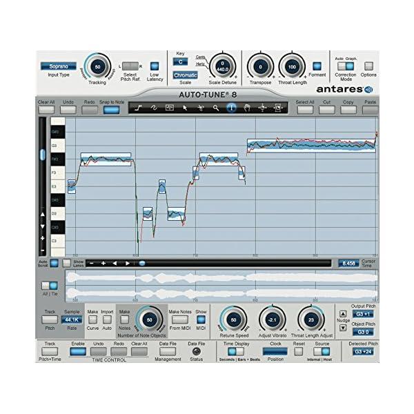Antares Auto-Tune 8の紹介画像3