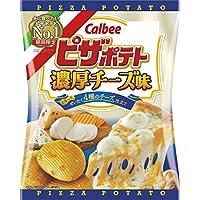 カルビー ピザポテト 濃厚チーズ味 60g