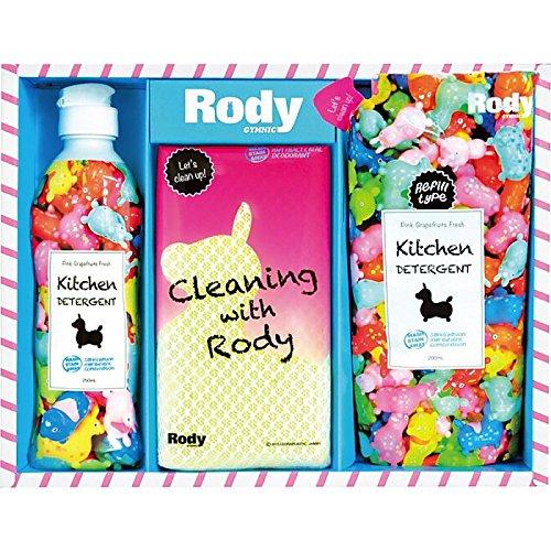 ( Rody / ロディ ) キッチン洗剤詰合せギフト ( 835-1024r )