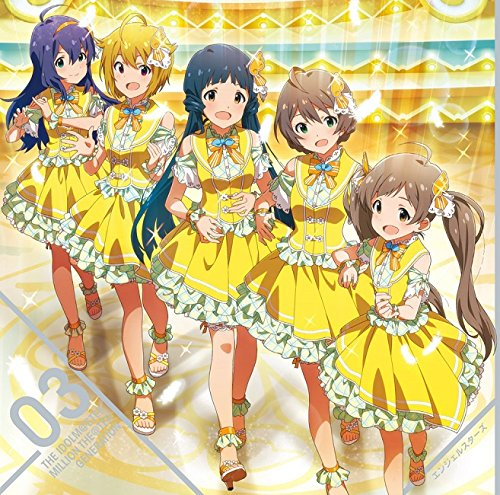 THE IDOLM@STER MILLION THE@TER GENERATION 03 (特典なし)