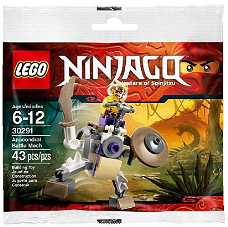 LEGO Ninjago: Anacondrai バトルメック セット 30291 (袋詰め)