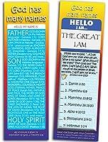 7/52 Bible Study?? for Children 神は多くの名前を持つ - カード25枚入りパック