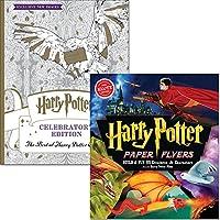 (セット) Harry Potter Ltd Edition用紙チラシSpecial Best of Coloring Book