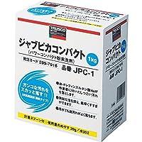 TRUSCO(トラスコ) ジャブピカコンパクト 1kg (1個=1箱) JPC-1