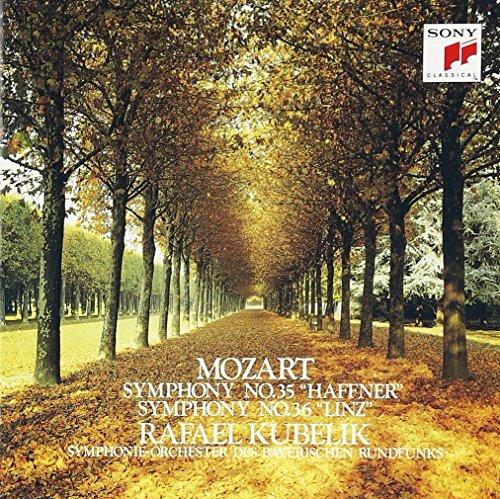モーツァルト:交響曲第35番&第36番...