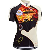 ZEROBIKE® Women's Short Sleeve Cycling Jersey Jacket Cycling Shirt Quick Dry Breathable Mountain Clothing Bike Top