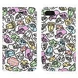 グルマンディーズ クレヨンしんちゃん iPhone7(4.7インチ)対応フリップカバー Face cys-04d