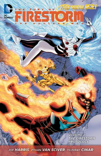 The Fury of Firestorm: The Nuclear Men Vol. 2: The Firestorm Protocols (The New 52) (The Fury of Firestorm the New 52)