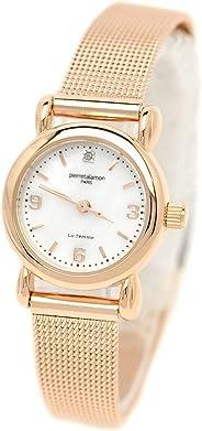 [ピエールタラモン] 腕時計 PT-7200L-2 ゴールド