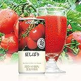 カゴメ 夏しぼり 国産トマト100%使用トマトジュース 30本