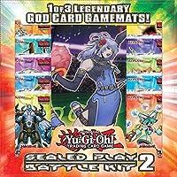 Yugioh Battle Kit 3 Monster Freya Spirit Playmat 10 Booster Packs New Sealed