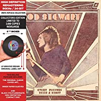 Every Picture Tells A Story - Cardboard Sleeve - High-Definition CD Deluxe Vinyl Replica - IMPORT by Rod Stewart