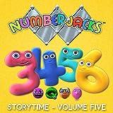 Numberjacks Storytime - Volume Five