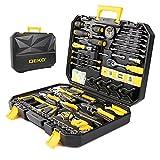 ホームツールセット ガレージツールセット 日曜大工 家具組み立て 軽量化常備工具pcs168 ツールキット 工具セット 工具キット(168点組)