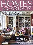 Homes and Gardens [UK] June 2017 (単号)