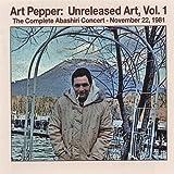 Vol. 1-Art Pepper: Unreleased Art