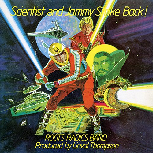 """SCIENTIST AND JAMMY STRIKE BACK! (LIMITED YELLOW-GREEN """"LIGHTSABER"""" VINYL EDITION) [12 inch Analog]"""