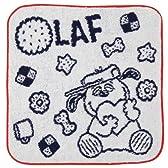 ミニタオル 【タオルハンカチ】 ホワイト オラフ (スヌーピー) 【ORSN】