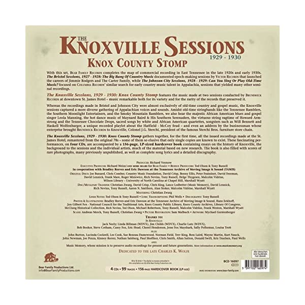 Knoxville.. -CD+Book-の紹介画像2