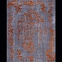 ポリプロピレン絨毯 約160x230cm モダーンデザイン トルコ製