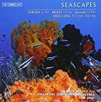 Seascapes: La Mer / The Deep, Deep Sea / The Sea / La Mer, Op. 28 (2007-05-29)